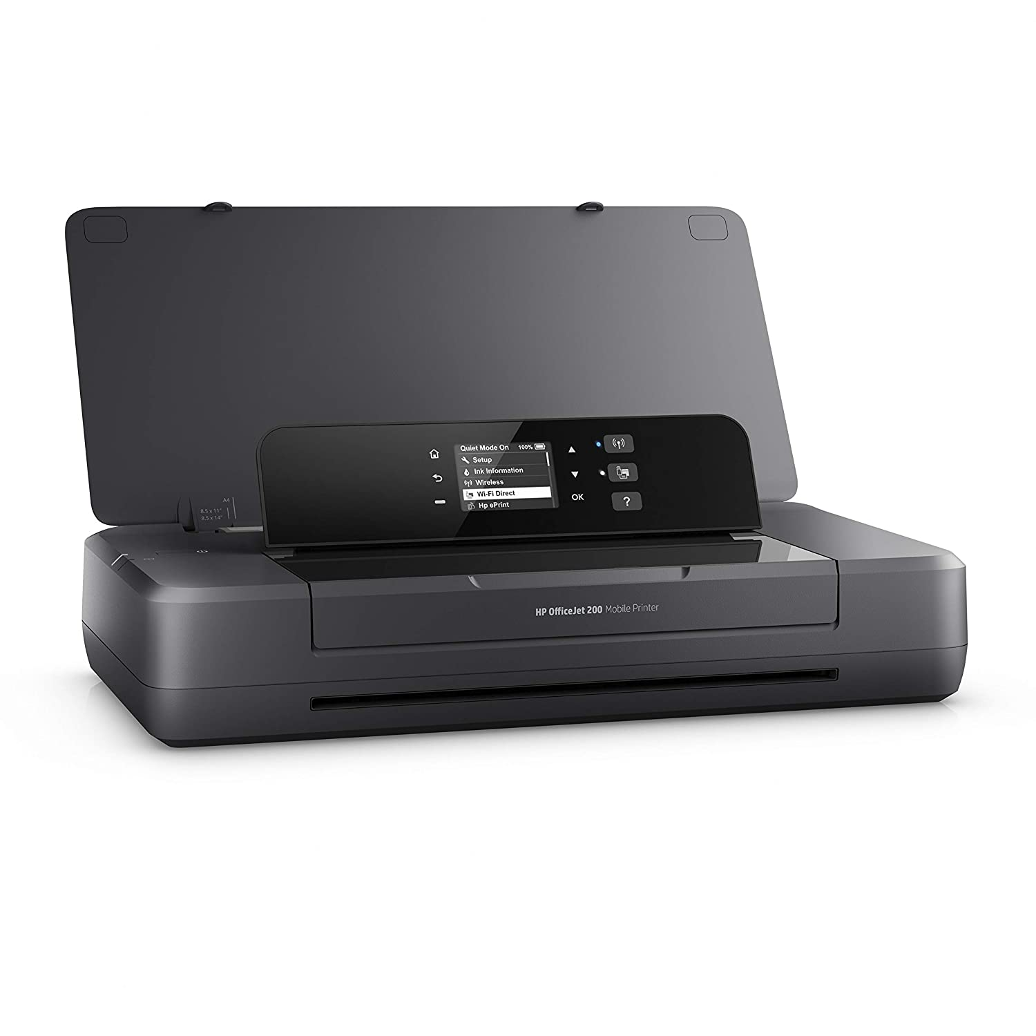 Amazon.in: Buy HP OfficeJet 200 Wireless Mobile Printer (Black) (Portable,  Rechargeable Battery) with Voice Activated Printing (Compatible with Alexa  and Google Home) Online at Low Prices in India | HP Reviews &