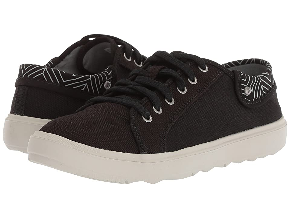 Merrell Around Town City Lace Canvas (Black) Women