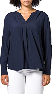 TOM TAILOR MY TRUE ME 1024916 Plussize Basic Dames Bloes