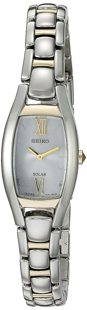 Seiko Women's 'Sport Watches' Quartz Stainless Steel Dress Watch (Model: SUP318) kbqe1875180751