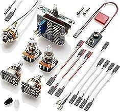EMG 3 Pickup Conversion Wiring Kit