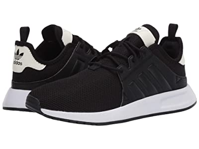 adidas Originals Kids X_PLR J (Big Kid) (Black/White 1) Boys Shoes