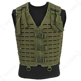 laser cut tactical vest