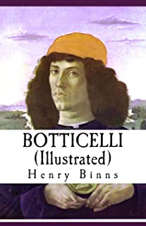 """Botticelli (Illustrated): """"Masterpieces In Colour"""" Series BOOK-II"""