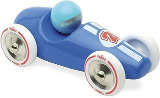 Vilac Race Car Toy, Blue