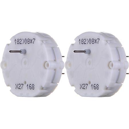 cciyu 2Pack Universal X27 168 Stepper Motor Instrument Cluster Repair Speedometer Gauge