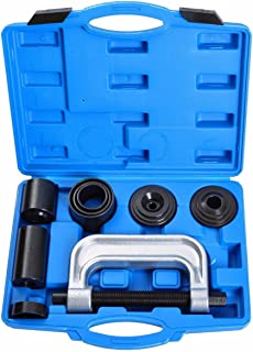 DASBET 4 in1 Ball Joint Service Auto Tool Kit 2WD & 4WD Car Repair Remover Installer