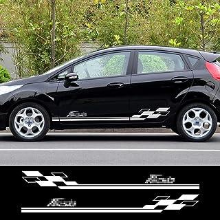 Suchergebnis Auf Für Ford Fiesta Aufkleber Merchandiseprodukte Auto Motorrad