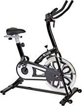 Body Xtreme Fitness Urban Exercise Bike +Bonus Cooling Towel (Black/White)