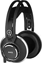 AKG Pro Audio K872 Master Reference, Closed-Back, Studio Headphones