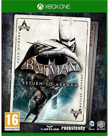 Jogo Warner Batman: Return to Arkham Combo Xbox One Blu-ray WG5302OC