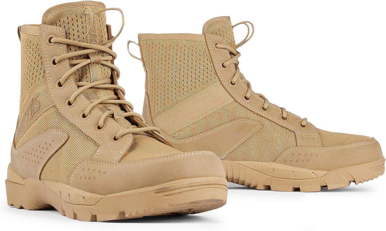 Johnny Combat Vented Tactical Boots