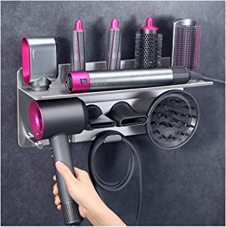 ZUNTO Hair Dryer Holder Wall Mount for Dyson Supersonic