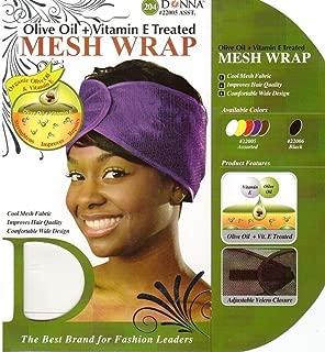Donna's Olive Oil + Vitamin E Treated Mesh Wrap (Random Color)