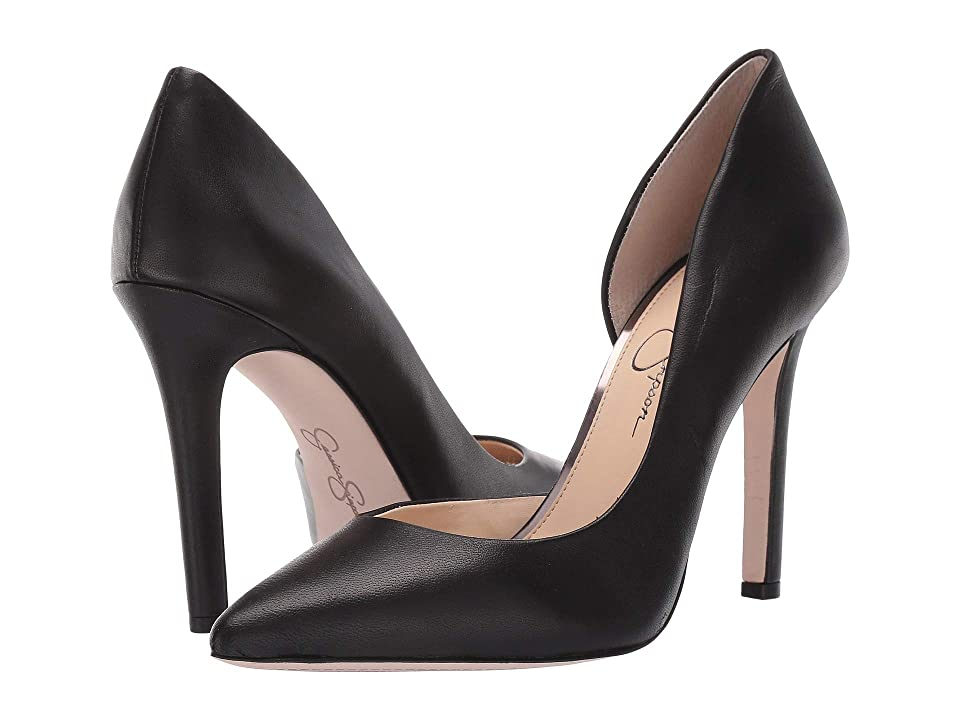 Jessica Simpson Claudette (Black) High Heels