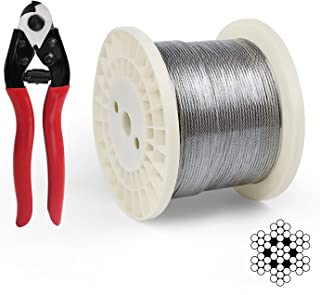 commercial steel and wire
