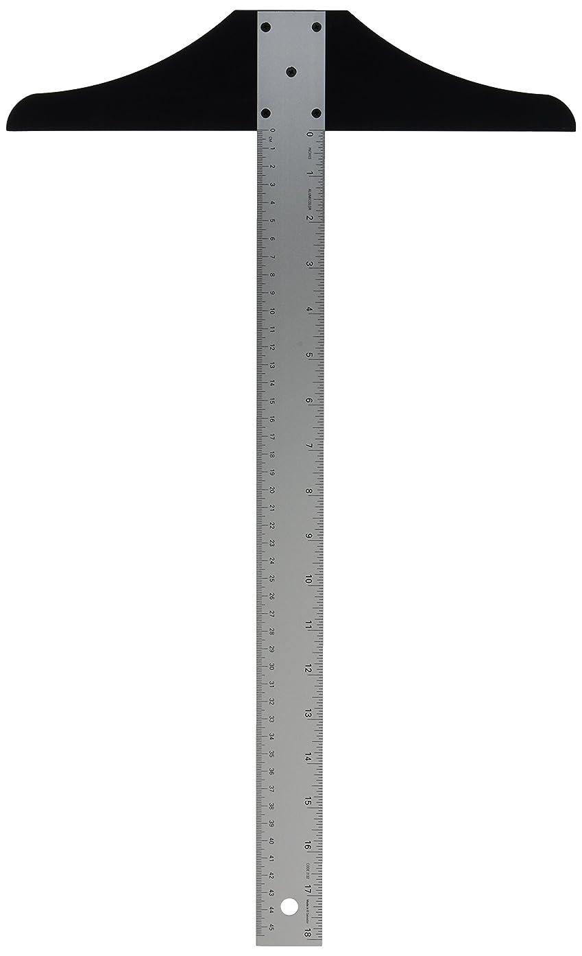 Alumicolor 2132-1 Standard T-Square, 18