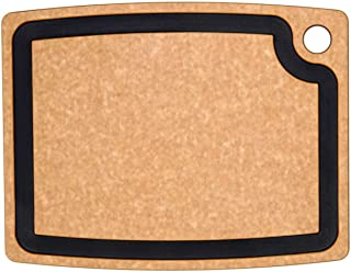 Epicurean 003-15110102 Gourmet Series Cutting Board, 14.5-Inch by 11.25-Inch, Natural/Slate