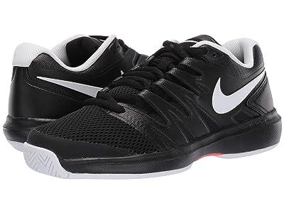 Nike Air Zoom Prestige (Black/White/Bright Crimson) Men