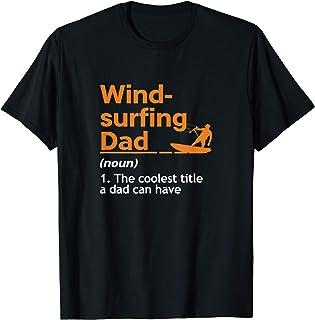 メンズ ウィンドサーフィン サーファー/いちばん恰好良い趣味 波板 戯れ 水活 ウォータースポーツ Tシャツ
