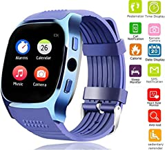 Bluetooth Smart Watch Screen Touch Smartwatch Wrist Band for Men Women Boys Girls..