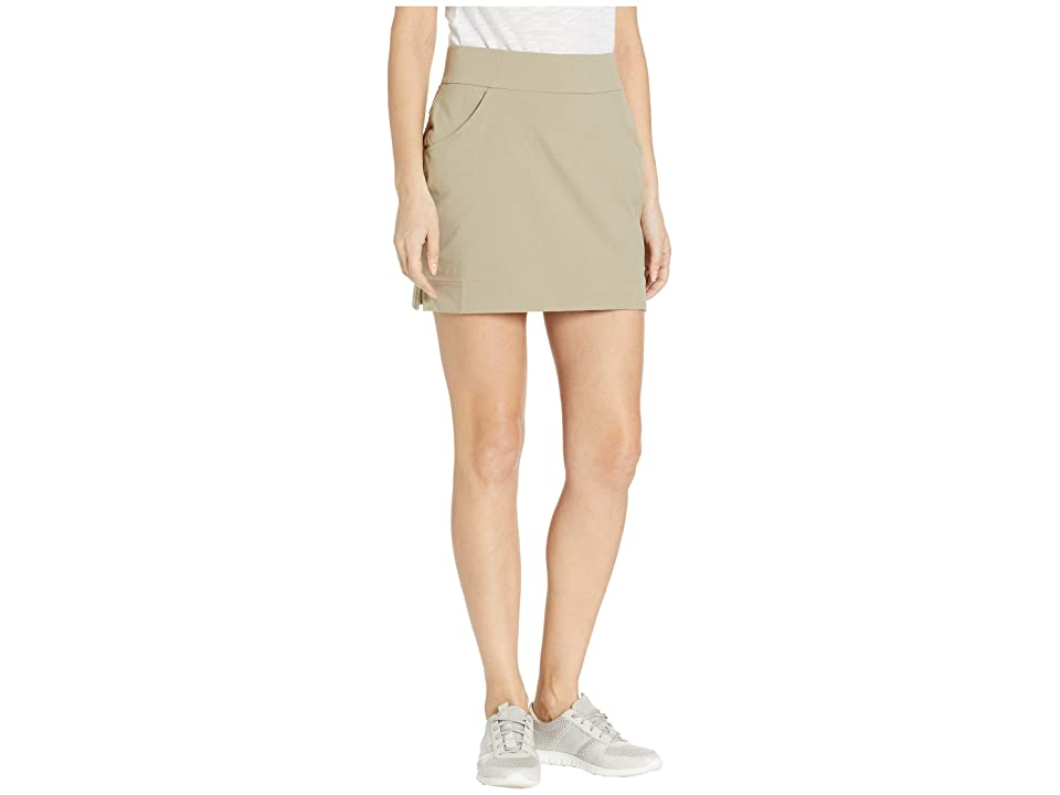 Columbia Anytime Casualtm Stretch Skort (Tusk) Women