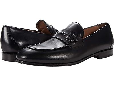 Salvatore Ferragamo Rost Loafer (Black) Men
