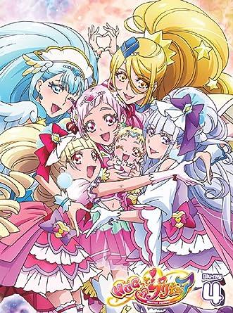HUGっと!プリキュア vol.4[Blu-ray]