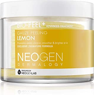 NEOGEN DERMALOGY BIO-PEEL GAUZE PEELING LEMON 6.76 oz / 200ml (30 PADS)