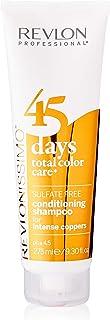 Revlon 24 Days 2en1 Shampoo &Conditioner For Intense Coppers Acondicionador - 275 ml