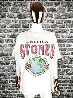 ROLLING STONES 1994 Vintage Voodoo Lounge World Tour TShirt Mick Jagger Rock N RollGuns n RosesBlack Sabbath T-Shirts for Women Men Girl Boys Cute.