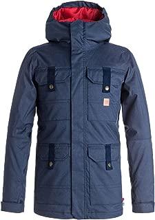 DC Boy's Servo Snow Jacket