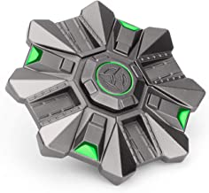 // Great for ADHD Relieving Boredom Fidget Spinner ZSpin Pop Art Series 2- Glow in The Dark 6 Pack- Anxiety Stress Relief Toys Focus What, Pow, Bang, Boom, OMG, and Errrr