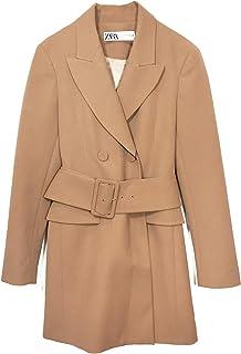9fcf4ee1 Amazon.co.uk: Zara - Coats & Jackets / Women: Clothing