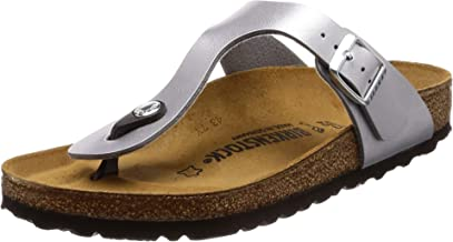 Birkenstock Gizeh Unisex Leather Sandals