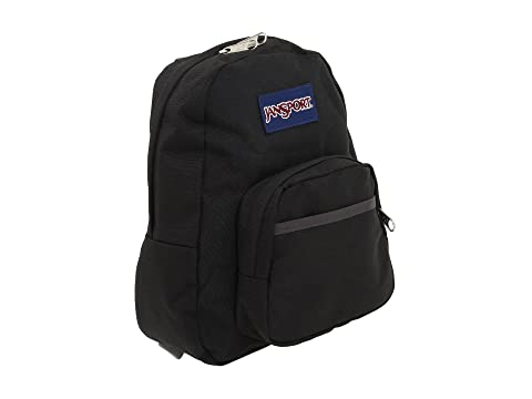 Half Pint Half Half JanSport JanSport Pint Black Black JanSport x1wYqAyEf