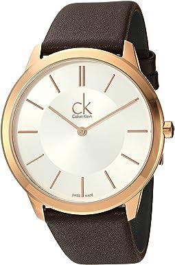 Calvin Klein - Minimal Watch - K3M216G6