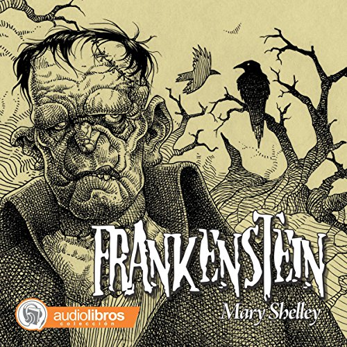 Frankenstein [Spanish Edition] audiobook cover art
