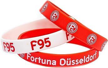 Fortuna Düsseldorf Silikonbänder 3er-Set