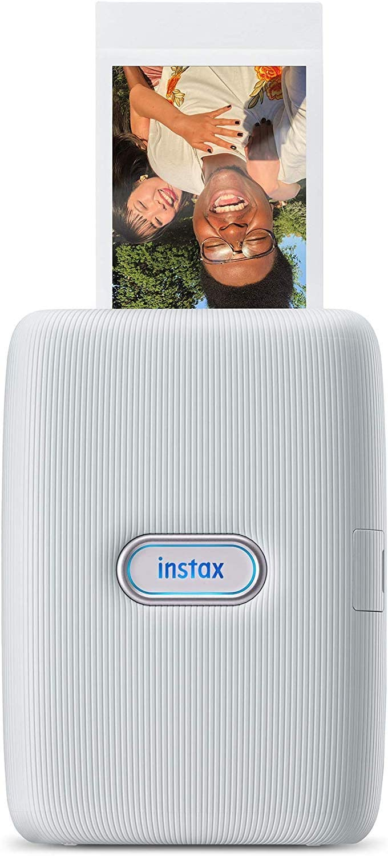 instax 16640682 Link smartphone printer, Ash wit, 54 (B) x 86 (H) mm