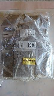 静岡県産 ほうじ茶 ティーパック 業務用1Kg(10g×100ヶ入り)