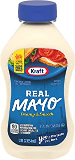 Kraft Mayo Real Mayonnaise (12 oz Bottle)
