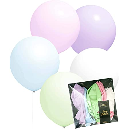 10Pcs 12 Inch Mix Color Happy Birthday Printed Latex Balloons Party Decoratio Lw