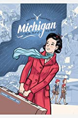 Michigan: On the Trail of a War Bride Hardcover