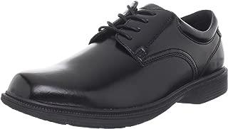 Men's Baker Street Plain Toe Oxford Lace Up with Kore Slip Resistant Comfort Technology
