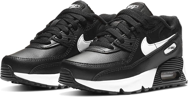 Nike Air Max 90 LTR (ps) Little Kids Casual Fashion Sneaker Cd6867-010
