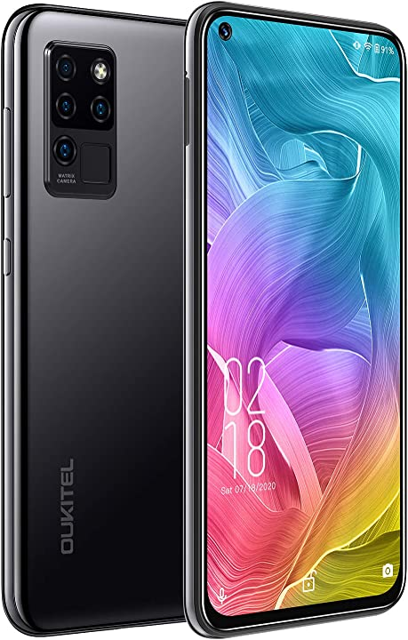 Smartphone, display 6.4