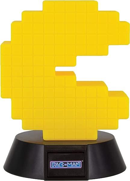 Pac Man Icon Light