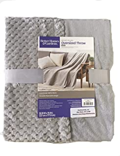6f3f4558c1 Amazon.com  better homes and gardens sherpa throw - 1 Star   Up