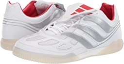 Footwear White/Silver Metallic/Predator Red